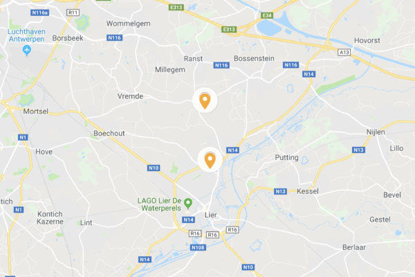 Map - De Pooter Advocaten